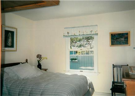 Hyannis Cape Cod vacation rental - 3rd bedroom with double bed & shared bath