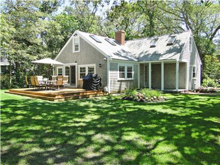 South Dennis Cape Cod vacation rental - Cute Cape Cod home with water views, large yard