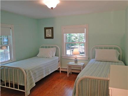 South Dennis Cape Cod vacation rental - Twin bedroom on first floor