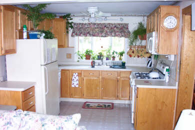 Centerville Centerville vacation rental - Kitchen with all appliances and utensils needed for your vacation