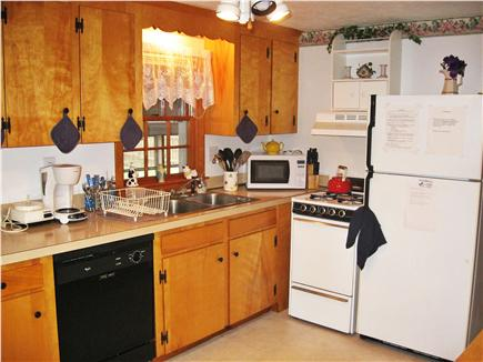 East Falmouth Cape Cod vacation rental - Another view of fully equipped kitchen