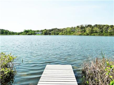 Chatham Cape Cod vacation rental - Stillwater pond welcomes fishing and kayaking