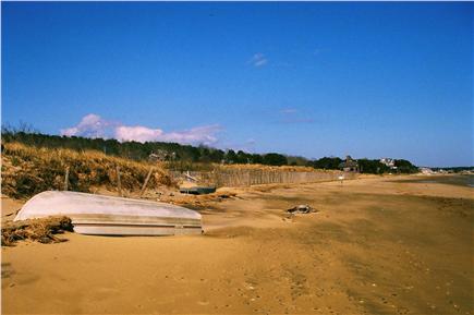 Wellfleet Cape Cod vacation rental - Powers Landing Beach -- approx. 1 mile walk from house