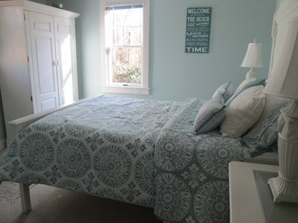 Brewster Cape Cod vacation rental - Bedroom with double bed