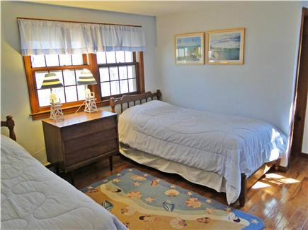 So. Harwich/So. Chatham Cape Cod vacation rental - Third upstairs bedroom with Twin beds