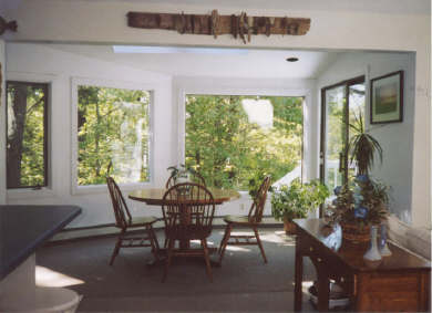 Wellfleet Cape Cod vacation rental - Dining room table extends to seat 8