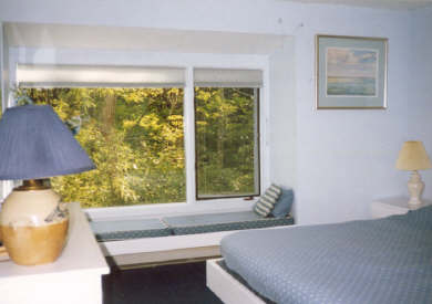 Wellfleet Cape Cod vacation rental - Master bedroom with king-size bed