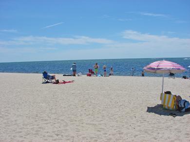 Dennis Cape Cod vacation rental - Walk five minutes to South Village Beach!