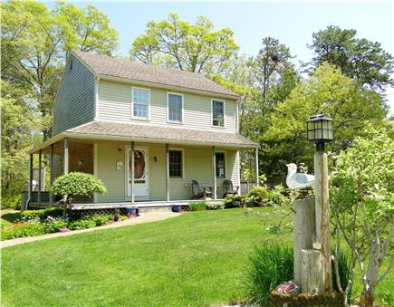 Dennis Cape Cod vacation rental - Lovely home and gardens, sits back from road
