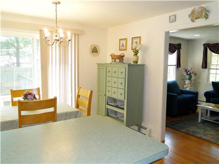 Dennis Cape Cod vacation rental - Kitchen facing dining and living areas