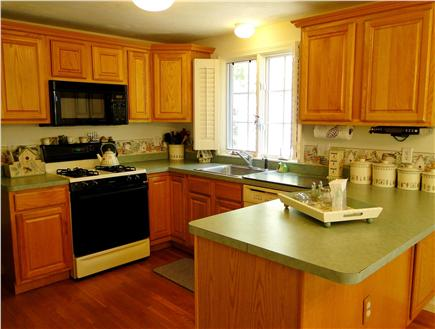 Dennis Cape Cod vacation rental - Kitchen with all appliances