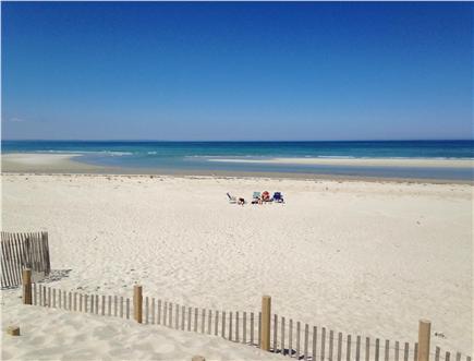 Dennis Cape Cod vacation rental - Mayflower Beach - a short drive to Cape Cod Bay