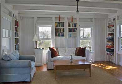 Sagamore Beach, Bourne Sagamore Beach vacation rental - Living Room