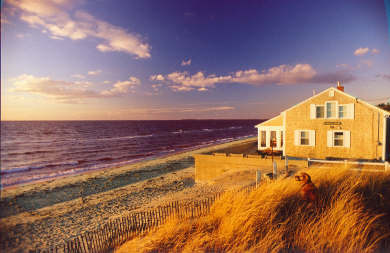 Eastham Cape Cod vacation rental - Let the evening colors touch your dreams!