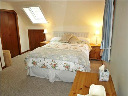 Chatham Cape Cod vacation rental - Queen Master upstairs with twin bed