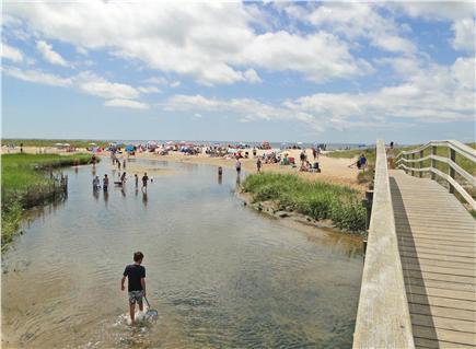 Chatham, Ridgevale Beach Cape Cod vacation rental - Walk half mile to popular family-friendly Ridgevale Beach
