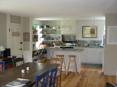 Wellfleet Cape Cod vacation rental - Kitchen/Dining Area
