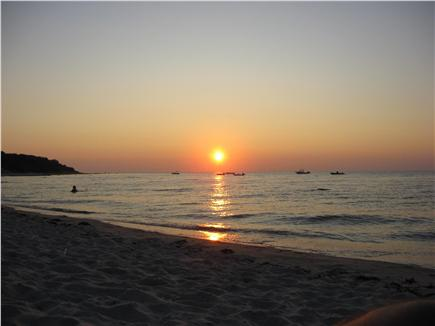 Brewster Cape Cod vacation rental - Brewster sunsets never disappoint
