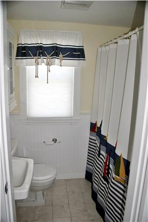West Dennis Cape Cod vacation rental - Upstairs full bath
