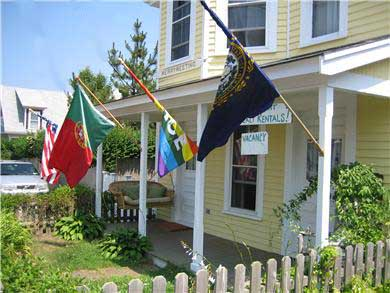 Provincetown Cape Cod vacation rental - Front view