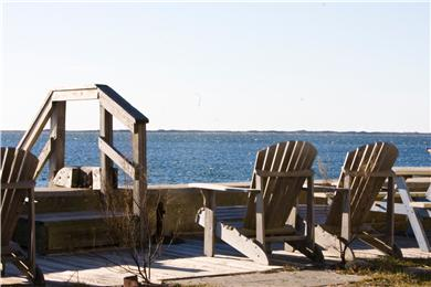 Provincetown Cape Cod vacation rental - Overlooking beach