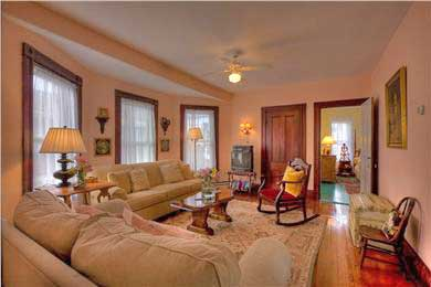 Provincetown Cape Cod vacation rental - The Merry Meeting House built in 1853