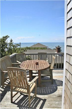 Eastham Cape Cod vacation rental - Patio Deck with Bay View