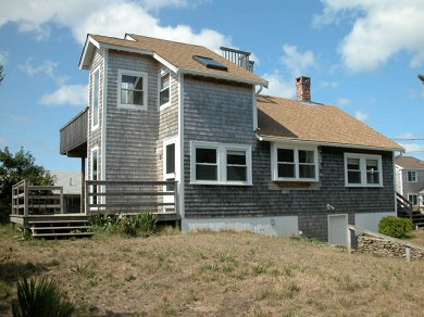 Eastham Cape Cod vacation rental - Our house