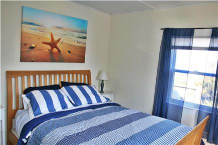 Eastham Cape Cod vacation rental - First floor Bedroom, Queen Bed