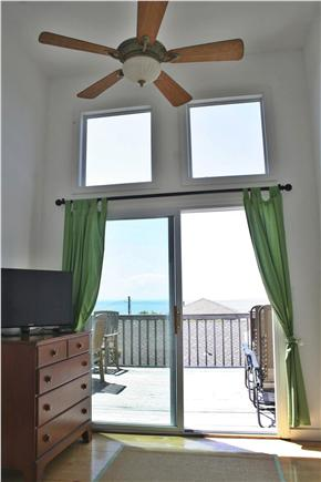 Eastham Cape Cod vacation rental - Master Bedroom with remote control fan