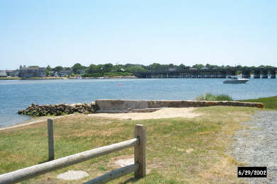 Yarmouth Cape Cod vacation rental - View of waterfront and Bass River Bridge