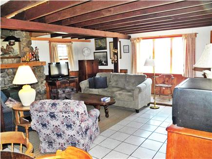 Yarmouth Cape Cod vacation rental - living room