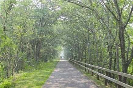 North Eastham Cape Cod vacation rental - Direct access to the CCRT (bike trail) and Nat. Seashore from S.B