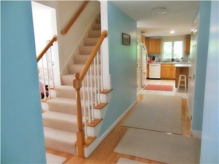 Hyannis Cape Cod vacation rental - NEW PAINT ~ HARDWOOD FLOORS ~ PVC BASEBOARD ~ RECESSED LIGHTING
