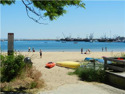 Provincetown Cape Cod vacation rental - Great beach to enjoy at the end of Pearl St. - very close by!