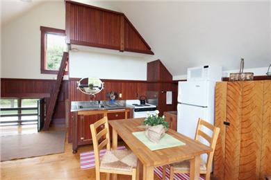 East Orleans on the cove Cape Cod vacation rental - Open light filled living space