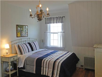 Provincetown Cape Cod vacation rental - Second Master Bedroom, View of Bay and Town
