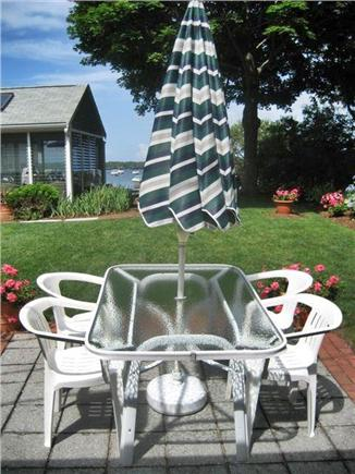 Centerville Centerville vacation rental - Outdoor furniture and grill