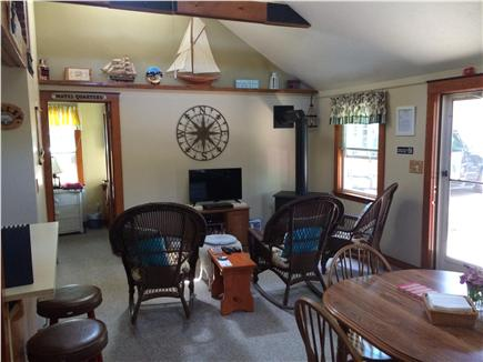 South Yarmouth Cape Cod vacation rental - Living Space
