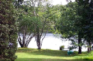 Centerville Centerville vacation rental - Long Pond view and 25ft deeded frontage