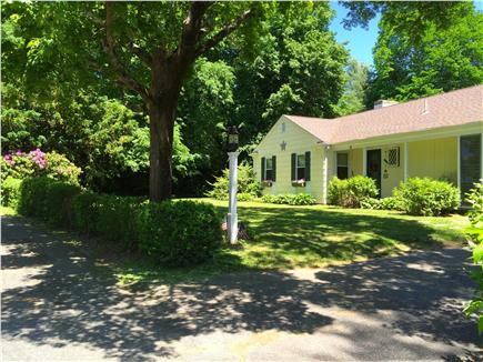 Centerville Centerville vacation rental - Peaceful setting. Front of house.