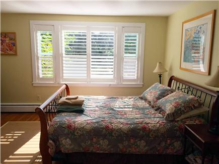 Centerville Centerville vacation rental - Bedroom 1- new windows and blinds