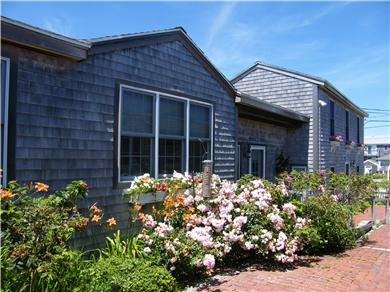 West Yarmouth Cape Cod vacation rental - Walk just steps to water from front entrance