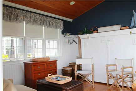 West Yarmouth Cape Cod vacation rental - Murphy bed in Great Room