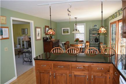 Chatham Cape Cod vacation rental - Open Kitchen with 4 seat Bar