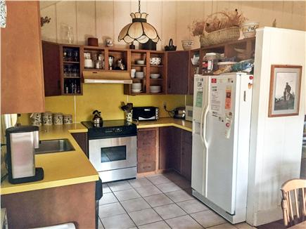 Eastham Cape Cod vacation rental - Fully equipped, bright cheery kitchen