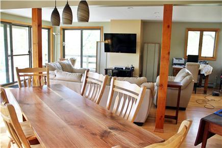 Wellfleet Cape Cod vacation rental - Dining
