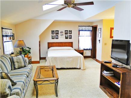 Yarmouth Cape Cod vacation rental - Upstairs suite with living area, private bath, and full bed