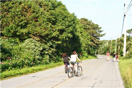 Wellfleet Cape Cod vacation rental - Bike to the beach