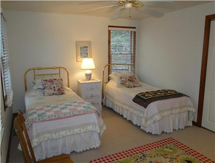 Harwichport Cape Cod vacation rental - Upstairs twin bedroom, will have bunk beds in March